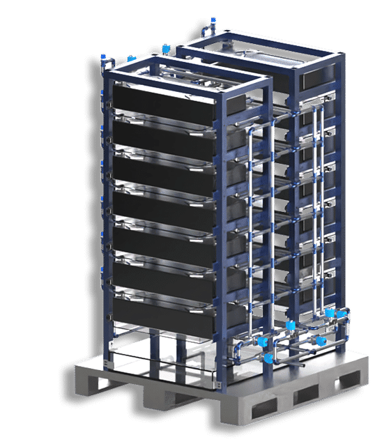 industrial water filter technology for cleaning greywater
